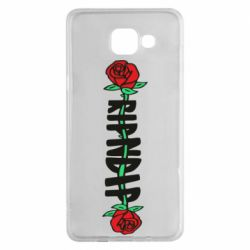 Чехол для Samsung A5 2016 RipnDip rose