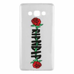 Чехол для Samsung A7 2015 RipnDip rose