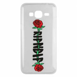 Чехол для Samsung J3 2016 RipnDip rose