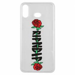 Чехол для Samsung A6s RipnDip rose