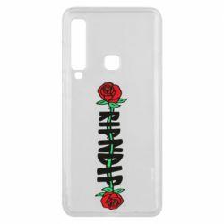Чехол для Samsung A9 2018 RipnDip rose