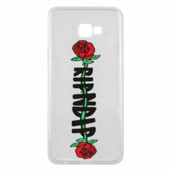 Чехол для Samsung J4 Plus 2018 RipnDip rose
