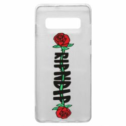 Чехол для Samsung S10+ RipnDip rose