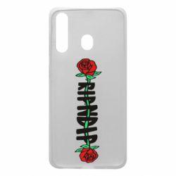Чехол для Samsung A60 RipnDip rose