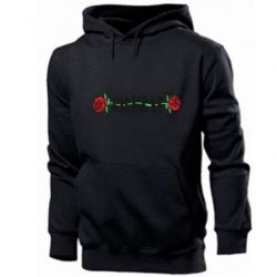 Мужская толстовка RipnDip rose