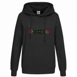 Женская толстовка RipnDip rose
