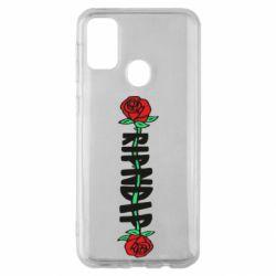 Чехол для Samsung M30s RipnDip rose
