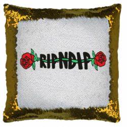 Подушка-хамелеон RipnDip rose