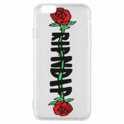 Чехол для iPhone 6/6S RipnDip rose
