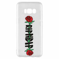 Чехол для Samsung S8 RipnDip rose
