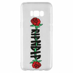 Чехол для Samsung S8+ RipnDip rose
