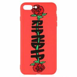 Чехол для iPhone 8 Plus RipnDip rose