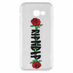 Чехол для Samsung A5 2017 RipnDip rose