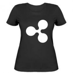 Жіноча футболка Ripple