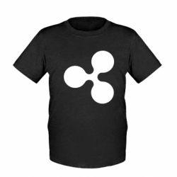 Дитяча футболка Ripple