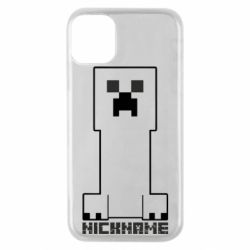 Чохол для iPhone 11 Pro Minecraft game and nickname