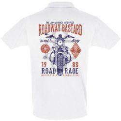 Футболка Поло Roadway Bastard