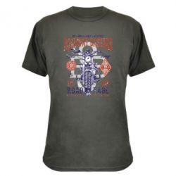 Камуфляжна футболка Roadway Bastard