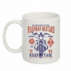 Кружка 320ml Roadway Bastard