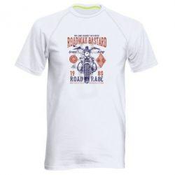 Чоловіча спортивна футболка Roadway Bastard