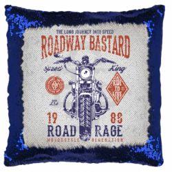Подушка-хамелеон Roadway Bastard