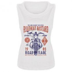 Майка жіноча Roadway Bastard