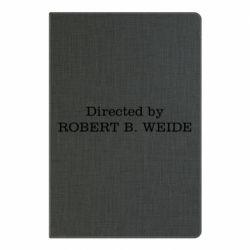 Блокнот А5 Robert weide