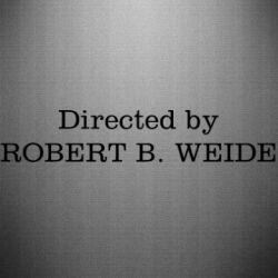 Наклейка Robert weide