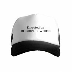 Детская кепка-тракер Robert weide
