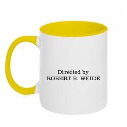 Кружка двухцветная 320ml Robert weide