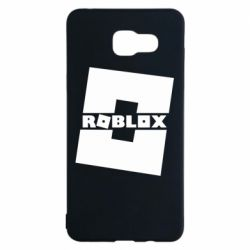 Чехол для Samsung A5 2016 Roblox game