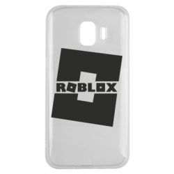 Чехол для Samsung J2 2018 Roblox game