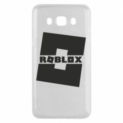 Чехол для Samsung J5 2016 Roblox game