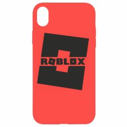 Чохол для iPhone XR Roblox game