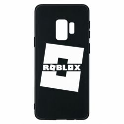 Чехол для Samsung S9 Roblox game