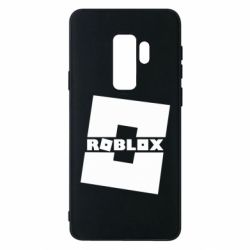 Чехол для Samsung S9+ Roblox game