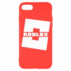 Чехол для iPhone 8 Roblox game