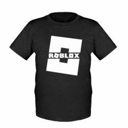 Детская футболка Roblox game