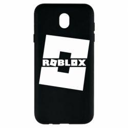 Чохол для Samsung J7 2017 Roblox game