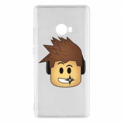 Чехол для Xiaomi Mi Note 2 Roblox head