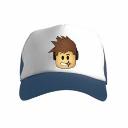 Детская кепка-тракер Roblox head