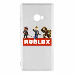 Чехол для Xiaomi Mi Note 2 Roblox Heroes
