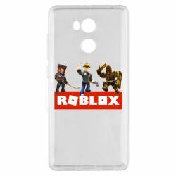 Чехол для Xiaomi Redmi 4 Pro/Prime Roblox Heroes