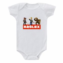 Детский бодик Roblox Heroes