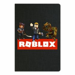 Блокнот А5 Roblox Heroes