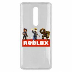 Чехол для Xiaomi Mi9T Roblox Heroes