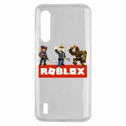 Чехол для Xiaomi Mi9 Lite Roblox Heroes