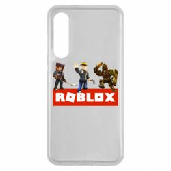 Чехол для Xiaomi Mi9 SE Roblox Heroes