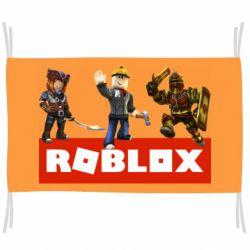 Флаг Roblox Heroes
