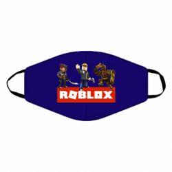 Маска для лица Roblox Heroes